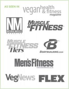 Vegetarian Bodybuilding is Becoming Popular