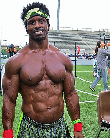 Antjuane Sims, The CrossFit Vegan Bodybuilder