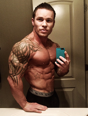 Fraser Bayley Abs Training