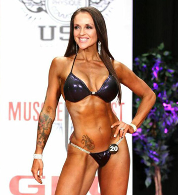 A Love-Hate-Love Relationship with Bikini Bodybuilding