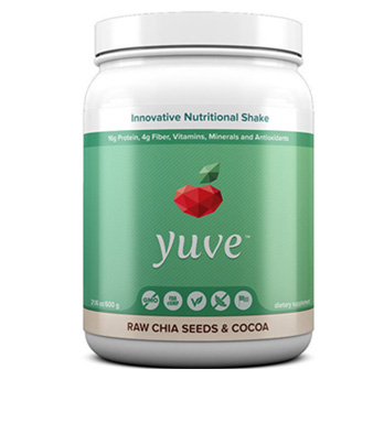 Vegan Protein Powder Yuve