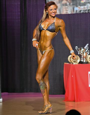 Erika Ressa Bikini Competition